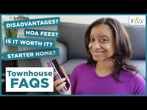 Are townhouses good starter homes?   answering your townhouse faqs   frolic & courage