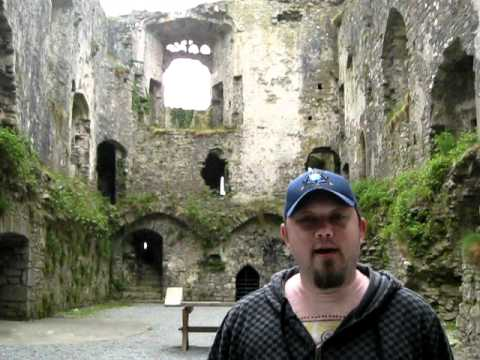 Facts about sir rhys ap thomas' carew castle in pembrokeshire wales