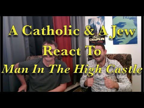 """A catholic & a jew react to man in the high castle season 2 episode 5 """"duck, and cover"""""""
