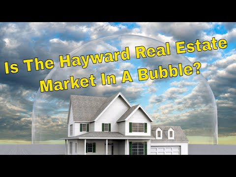 Is the hayward ca real estate market in a bubble? let's look at the data. 2021
