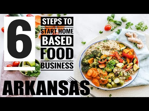 Arkansas cottage food law [ legally sell food from home in arkansas ]
