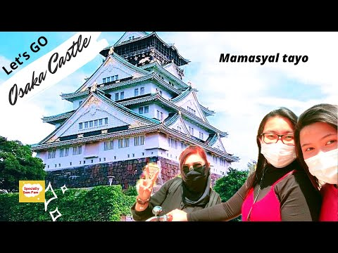 Why is the osaka castle important | what to do in osaka video