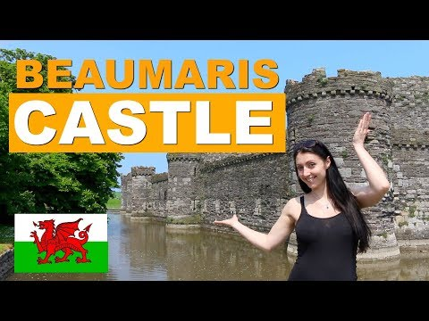 Things to do in wales - beaumauris castles, anglesey, north wales