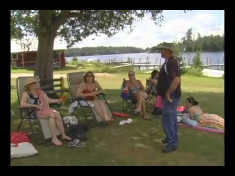 My ontario-beaverland camp and cottages.flv