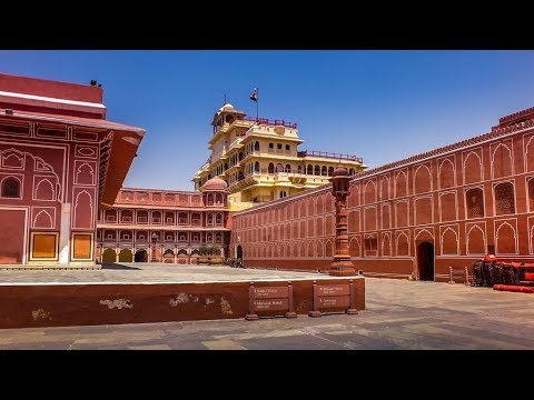 City palace   a palace in pink city jaipur