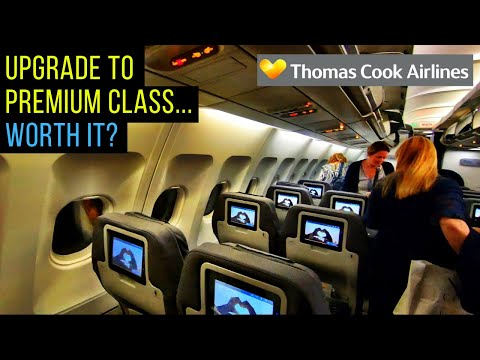 Thomas cook airlines review: premium class a330-200