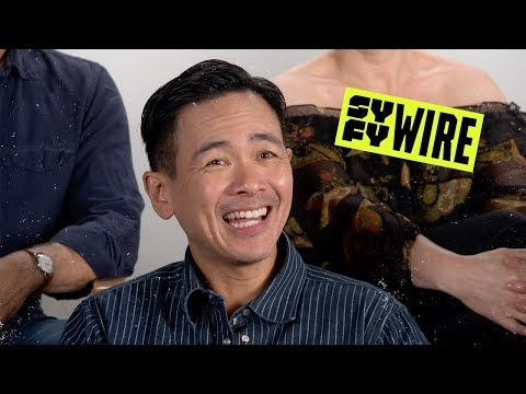 The man in the high castle cast destroyed every nazi symbol at the end of season 4 | syfy wire