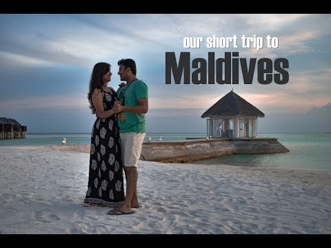 Our short trip to maldives - the paradise (olhuveli beach & spa resort)