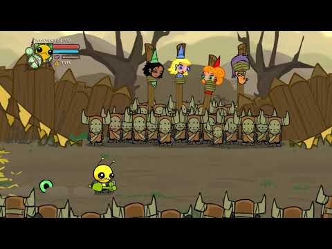 Max level in castle crashers be like