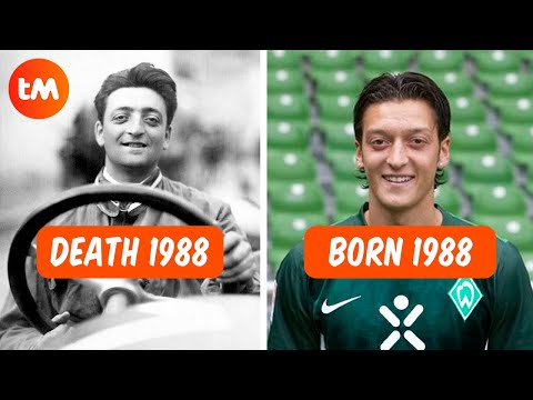 10 incredible coincidences in history
