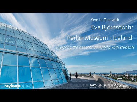 Perlan museum iceland interview with rayburn tours