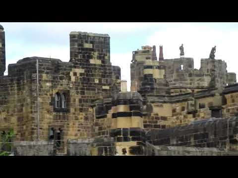 Alnwick and castle of the harry potter films