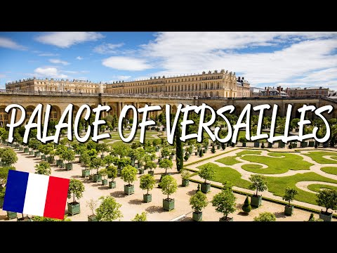 Palace and park of versailles - unesco world heritage site