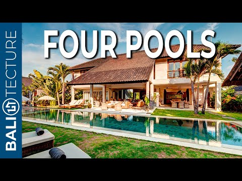 This epic 16-bedroom villa will leave you speechless!