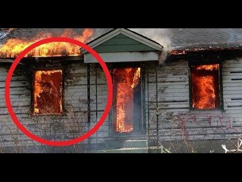 Fire fighter catches ghost on camera in haunted gary, indiana