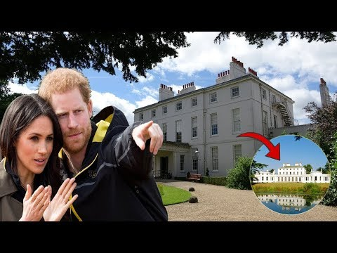 It's official: prince harry and meghan markle are moving out of kensington palace, here's why!