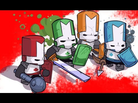 Castle crashers (pc) how to power-level your characters 1-30 in one hour. [tutorial]