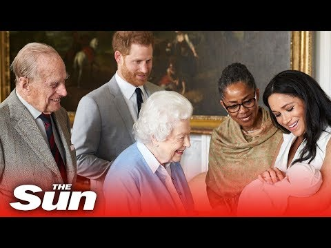 Prince harry and meghan markle's baby caught in racism row