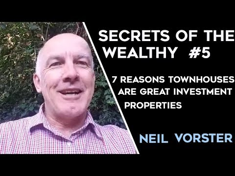 7 reasons why townhouses are great investment properties   neil vorster
