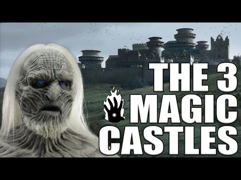 Game of thrones: the winter war and 3 magic castles!