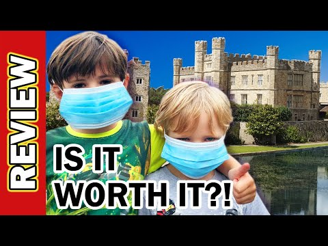Leeds castle uk covid reopening august 2020. full tour. is it worth it?! is it safe? same price?!
