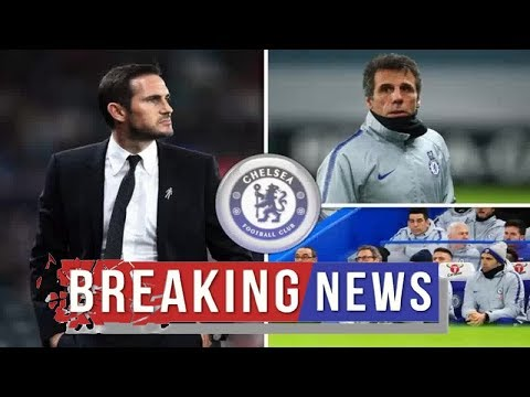 Next chelsea manager will bring completely new backroom team - gianfranco zola to leave