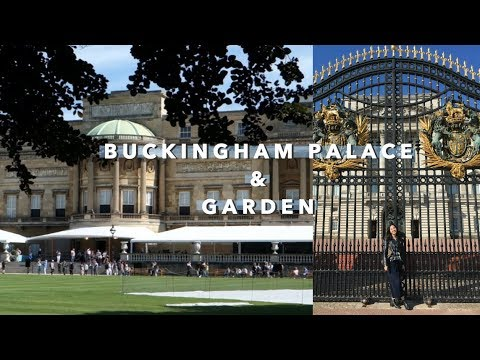 How to visit buckingham palace 🇬🇧 | vlogust day 11