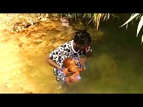 Evil and dangerous village witch and the powerful baby protected by god - 2021 nigerian movies