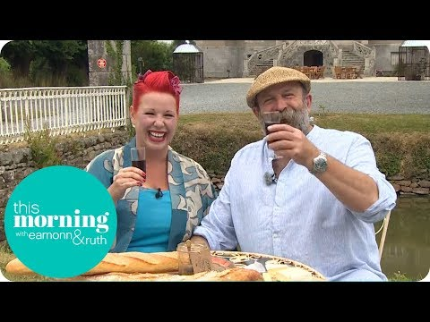 Dick & angel reveal if it's the last series of escape to the chateau | this morning