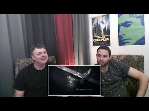 """A catholic & a jew react to man in the high castle season 2 episode 1 """"the tiger's cave"""""""