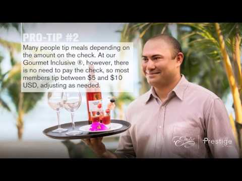 5 pro-tips for tipping at karisma resorts in mexico / exotic & prestige travelers