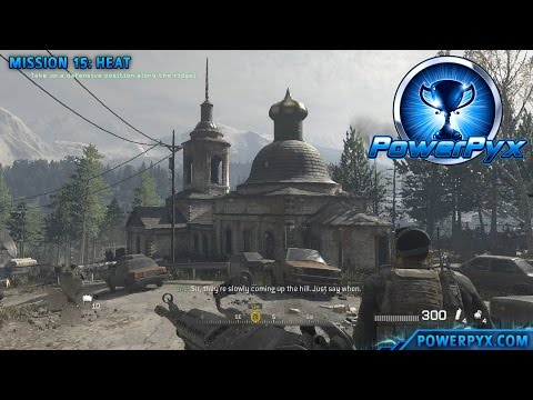 Call of duty modern warfare remastered - the man in the high tower trophy / achievement guide