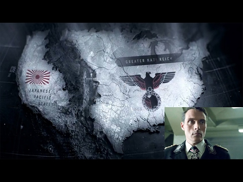 """Failed attempt #1: greater nazi reich in """"man in the high castle"""" mod 