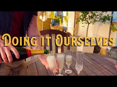 Something to celebrate - doing it ourselves