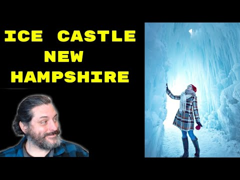 Ice castles new hampshire - nh tourism series
