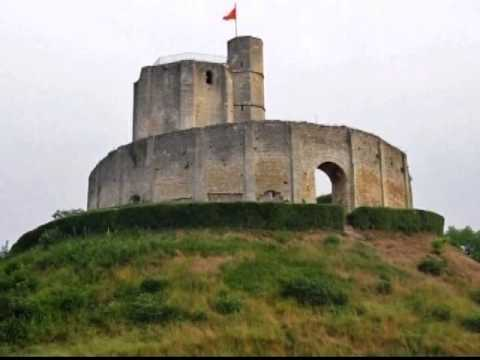 The design of roman and medieval castles