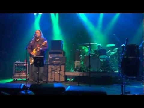 Gov't mule - castles made of sand-stone free-3rd stone jam (jimi hendrix); chicago, il 10.31.12