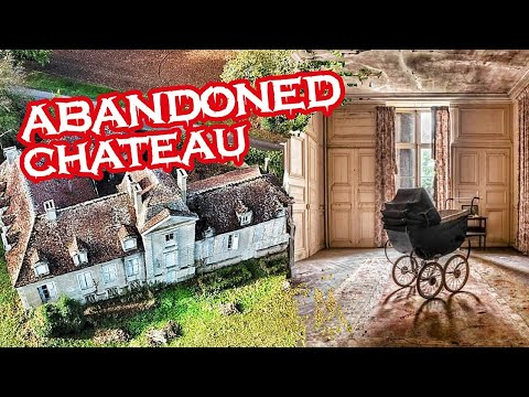 Abandoned château 18th century | owned by king of france secretary| palace of versailles | castle.