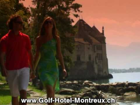 Visit chillon castle on switzerland vacations in montreux
