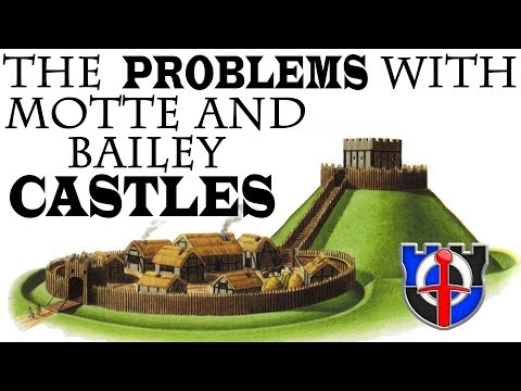 The problems with motte and bailey castles