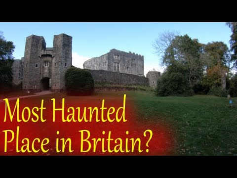 Berry pomeroy castle - devon - england - most haunted place in britain?