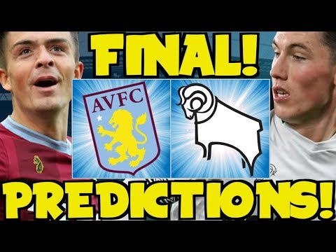My championship playoff final predictions! who will be promoted?!