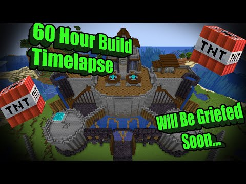 Why is this castle about to be griefed??? - blackstone castle build
