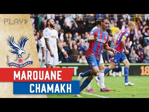 Marouane chamakh | best goals for palace