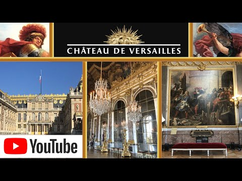 Palace of versailles france louis xiv the hall of mirrors the petit trianon marie-antoinette