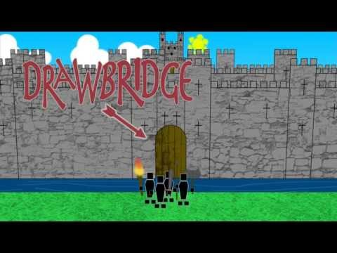Some of its parts: medieval castles