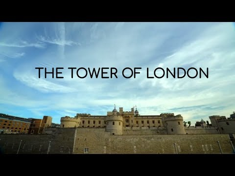 Tower of london - the great castle that changed the world - history documentary