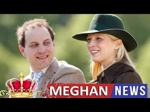 Meghan fashion - royal wedding 2019: does lady gabriella windsor have a royal title - what is it?