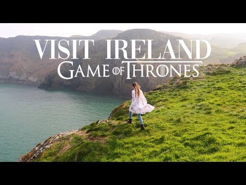 #2 northern ireland | game of thrones tour filming location | guinness dublin travel vlog 2019
