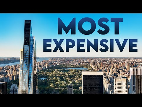 Inside the 5 most expensive apartments in nyc